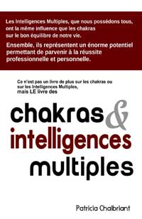 livre Chakras & intelligences Multiples