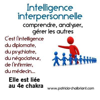 intelligences multiples définition de l'intelligence interpersonnelle liée au 4e chakra, le chakra du cœur