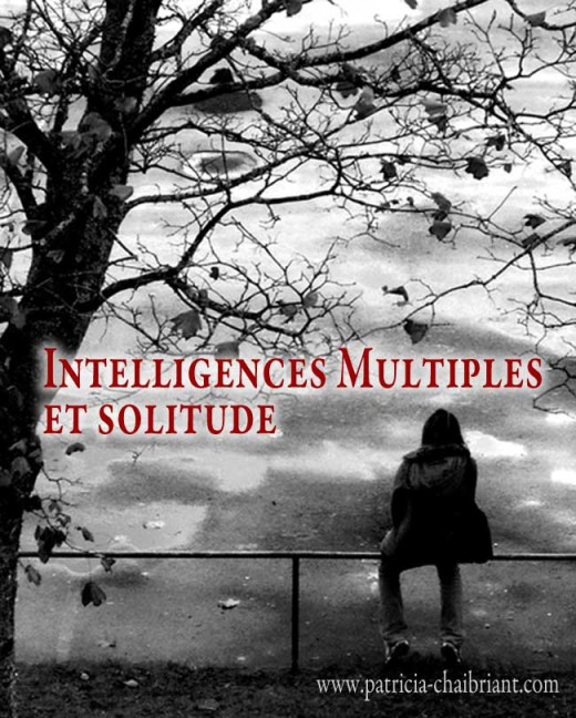 solitude et intelligences multiples et chakras