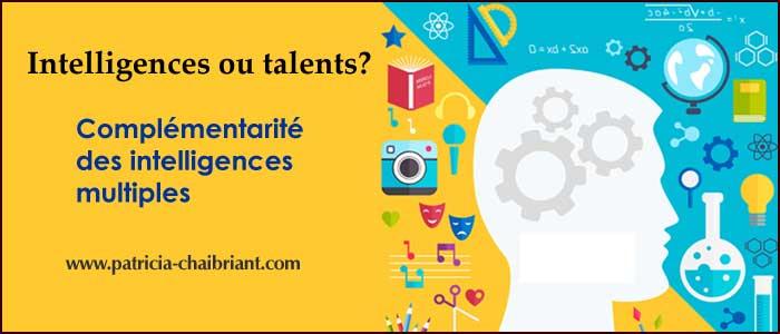 théorie des intelligences multiples, Intelligences ou talents ?