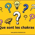 Questions et réponses sur ce que sont et ne sont pas les chakras